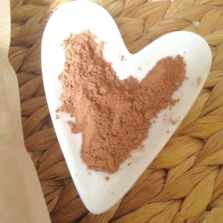 Rise Organic Peruvian Cacao Powder Review Benefits Recipes - Lylia Rose UK Food Lifestyle Blogger