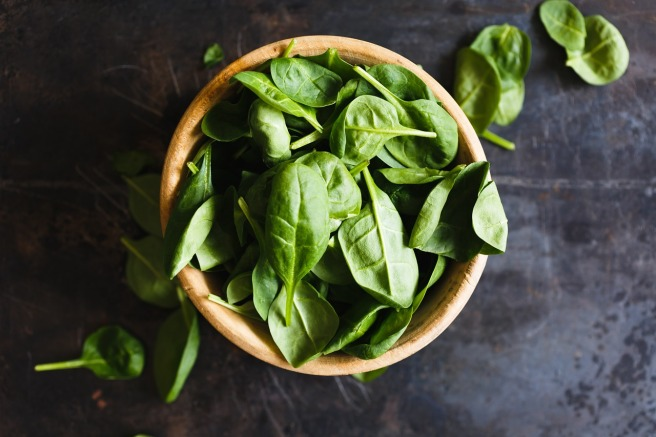 spinach - How to easily eat these 7 delicious super foods every week