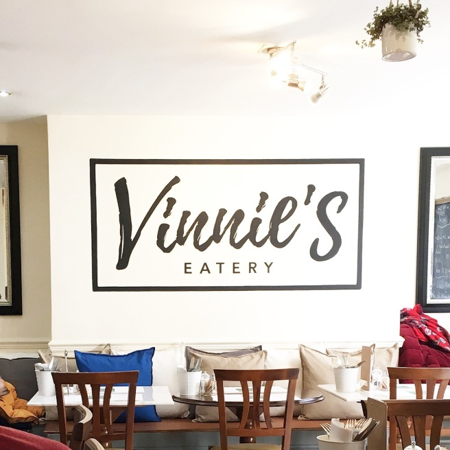 Vinnie_s Eatery Review Plant Based Restaurant in Cheltenham