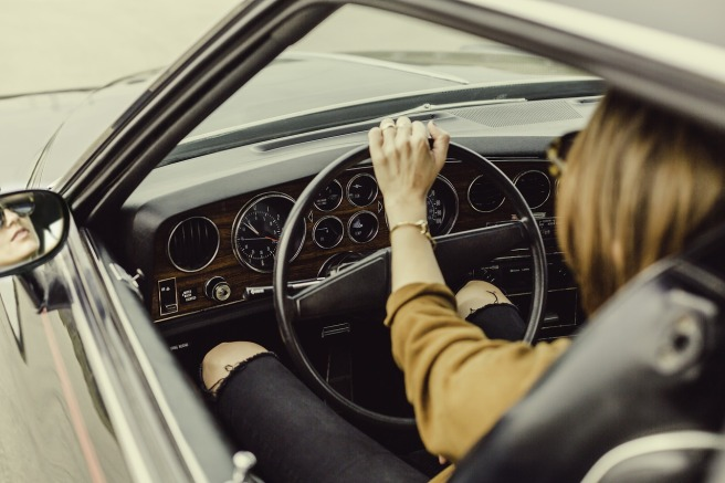 how to calm driving anxiety