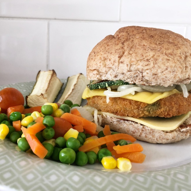 Is it hard being a vegan - vegan refined sugar free burger