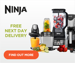 Christmas healthy gift guide for a health and wellness lover - nutri ninja