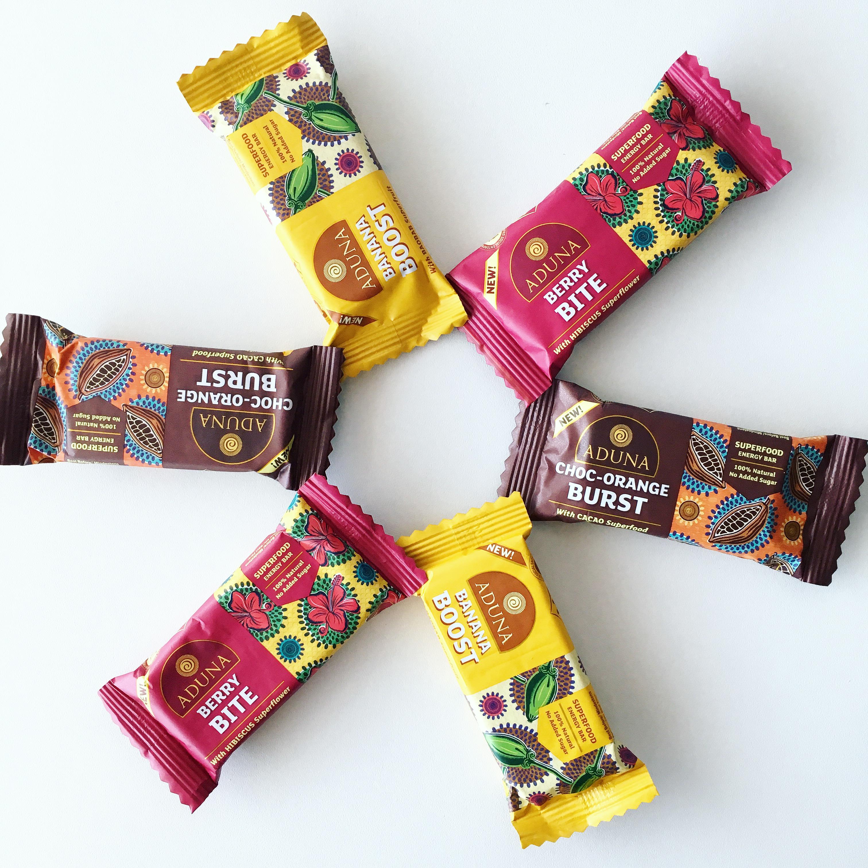 How to get a healthy chocolate fix as a vegan aduna superfood bars.JPG