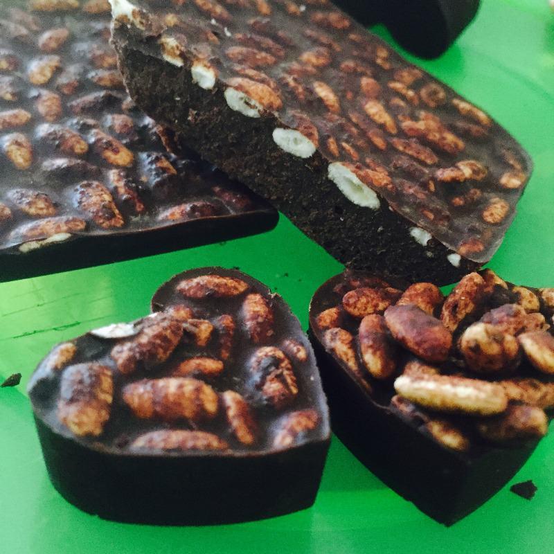 How to get a healthy chocolate fix as a vegan - homemade recipes.jpg