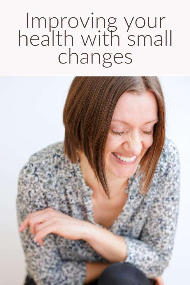 Improving your health with small changes (1)