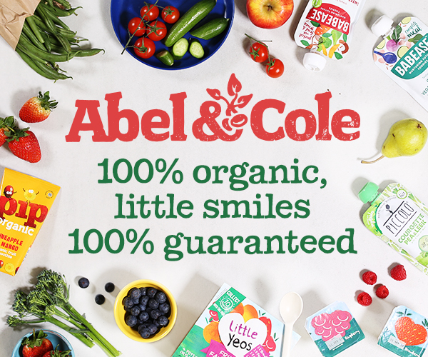 Abel and Cole Organic Kids Food