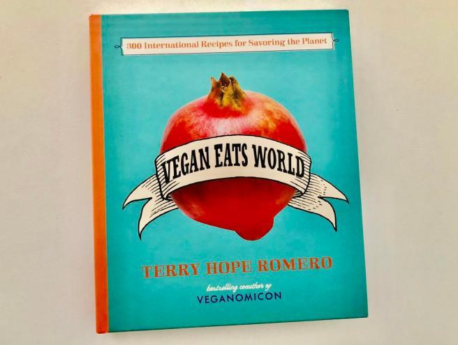Win a vegan cookbook with 300 vegan recipes