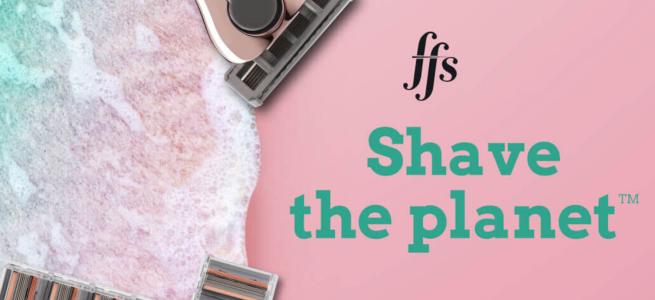 Win a FFS vegan + organic Rosemary & Bergamot Natural Deodorant Balm