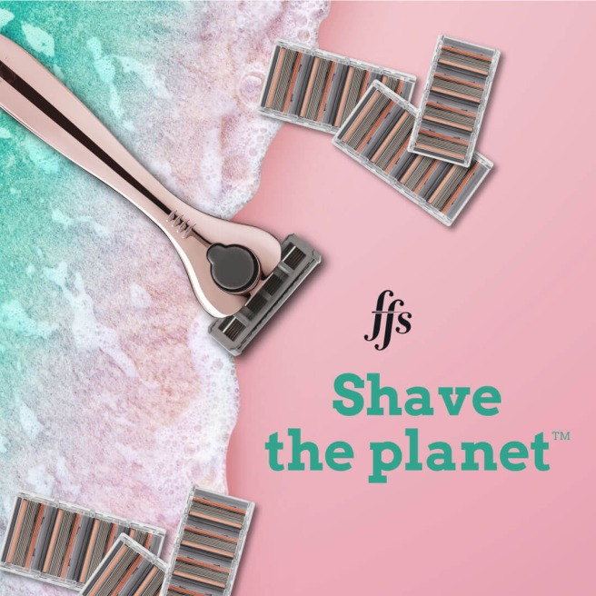 Zero waste bathroom brands + products I'm using right now FFS shaving subscription