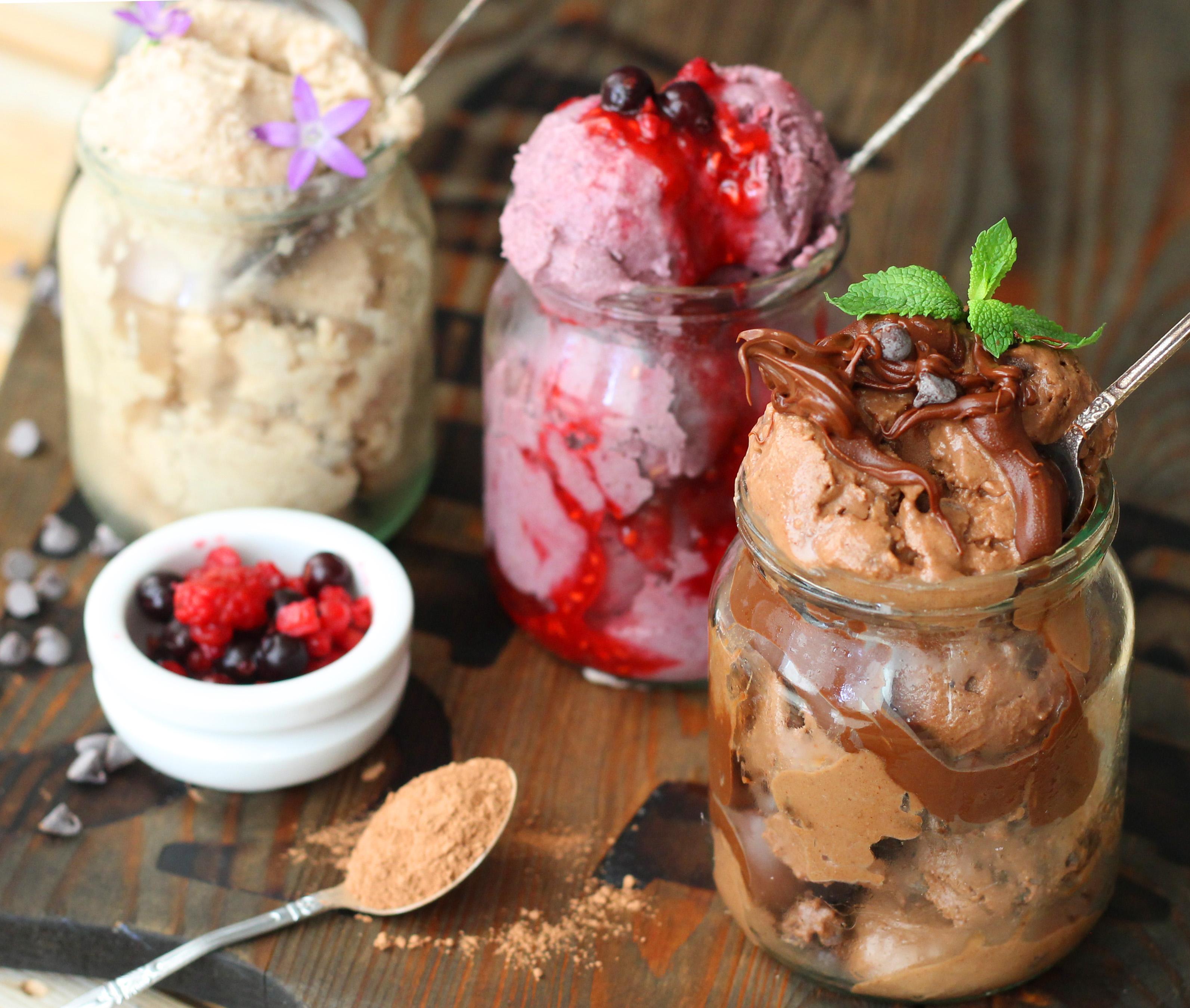 ice cream Vegan recipes to help maximise your effectiveness