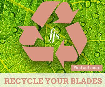 recycle blades razor FFS