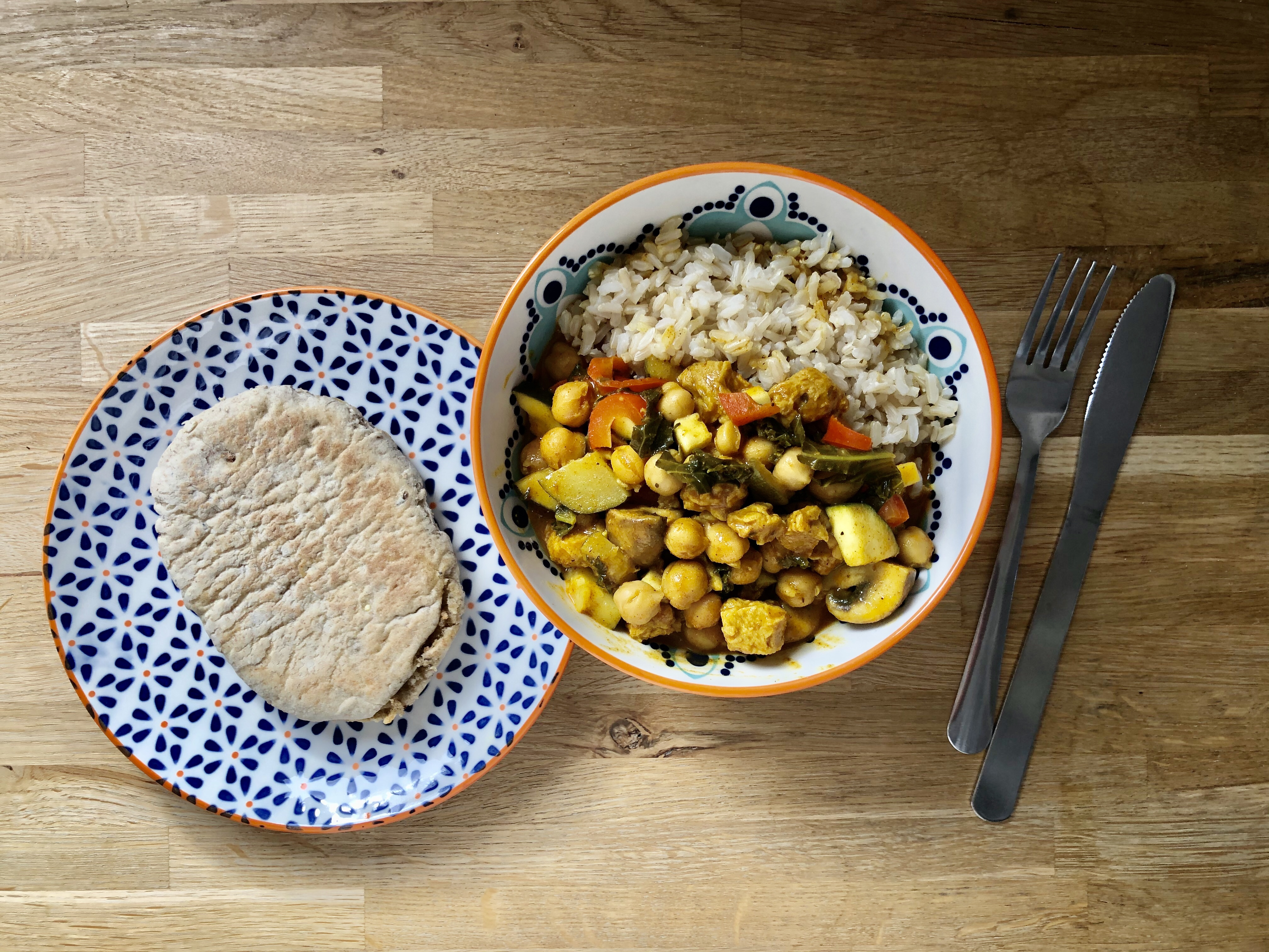 Vegan tikka masala recipe