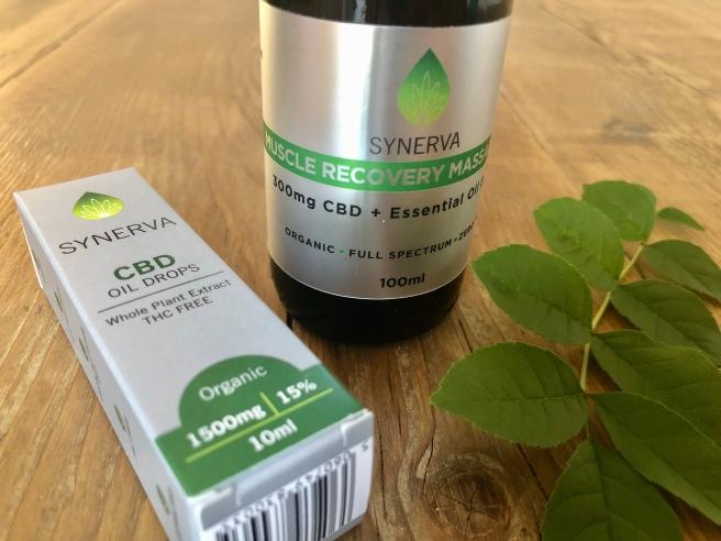 Synerva CBD oils review