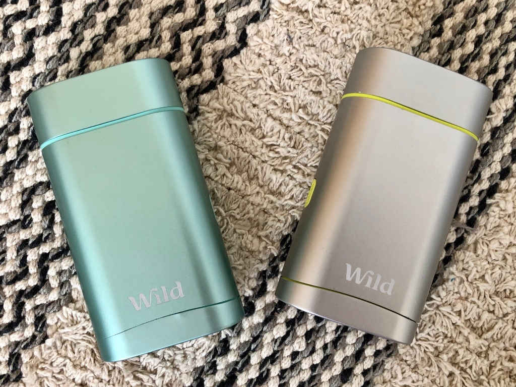 Wild zero waste natural deodorant review + £5 off discount code