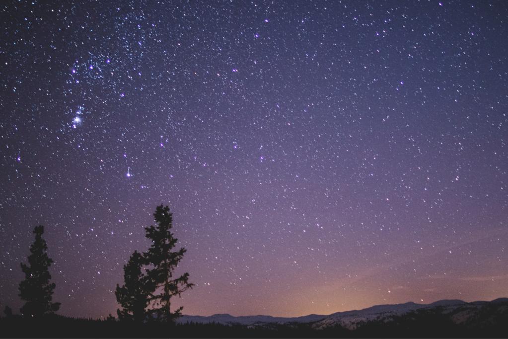Stargazing in Tenerife