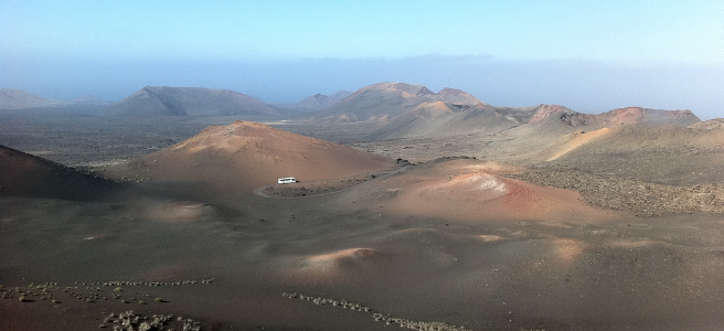 Sustainable outdoor activities in the Canary Islands