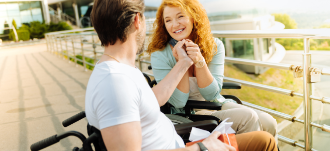Dating tips for people with disabilities