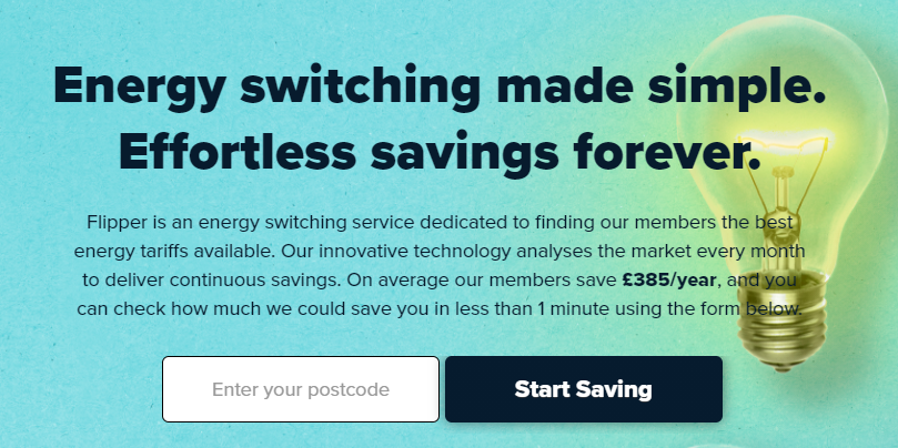energy autoswitching service