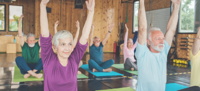 Tips and best exercises to maintain mobility as we age