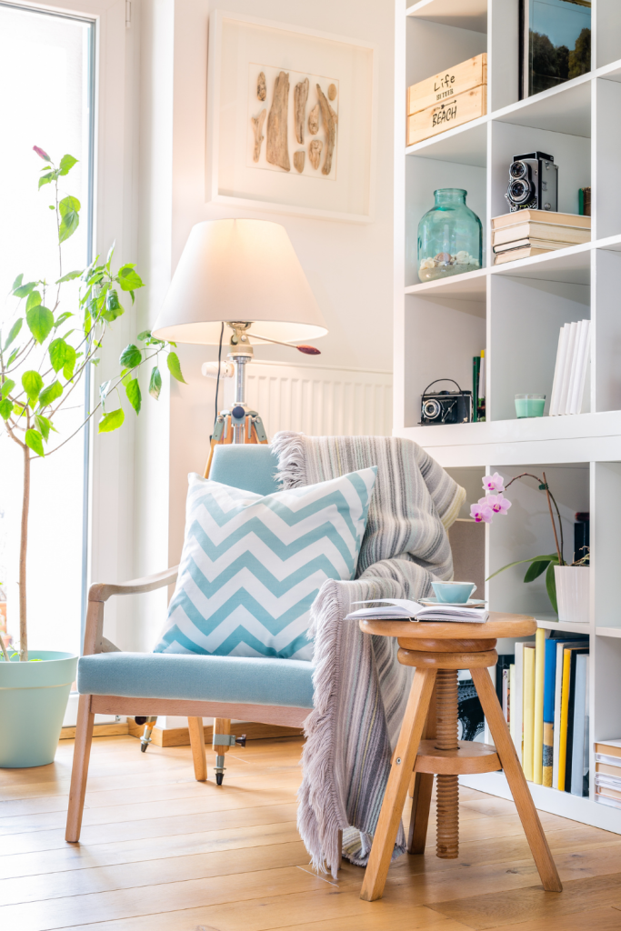 How to make your home your happy place