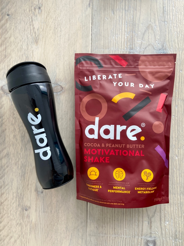 dare motivational shakes review