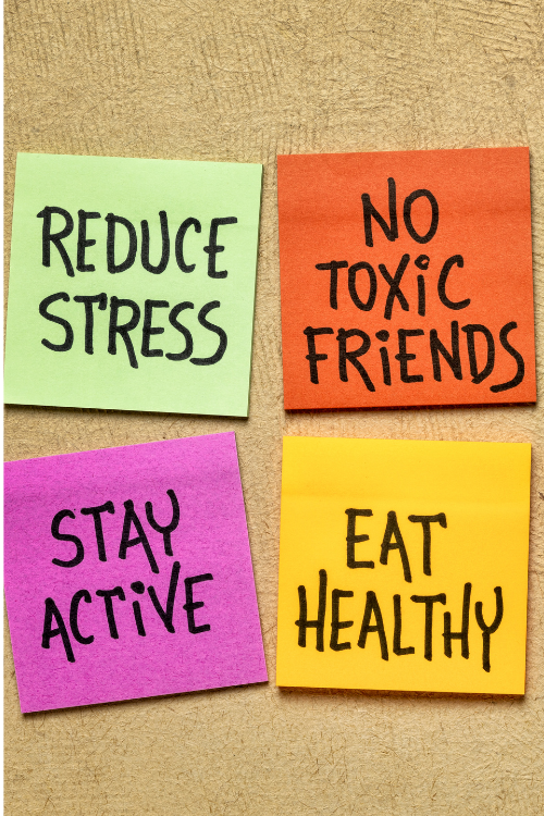 8 strategies to help healthy habits stick