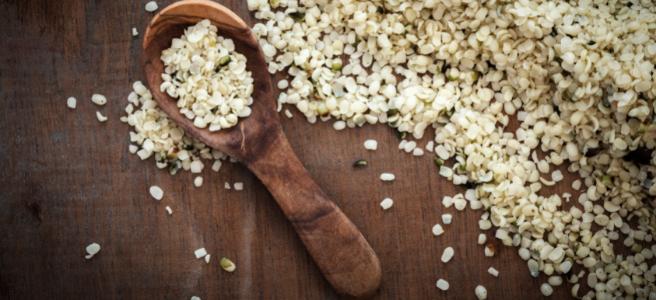 Benefits of eating hemp seeds