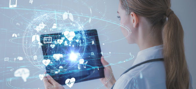 How technology will change + improve healthcare
