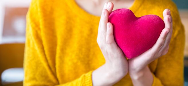 6 easy ways to improve heart health