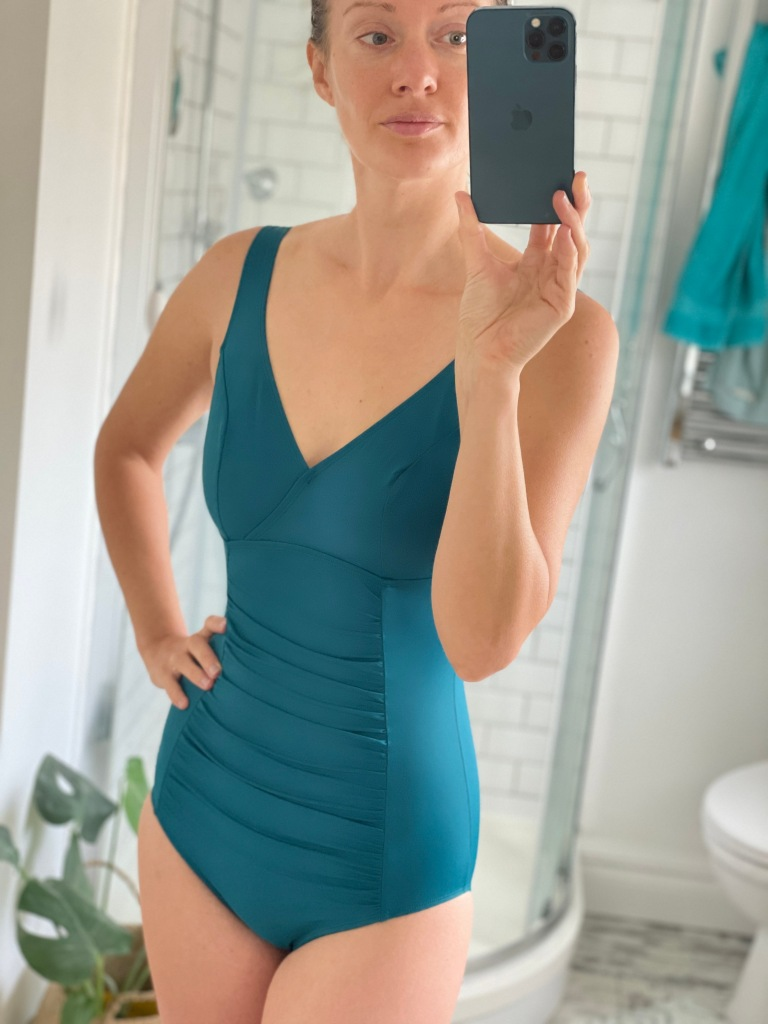 Halocline long length swimsuits review